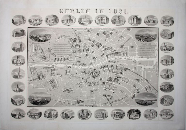 Dublin in 1861. D. Edward HEFFERNAN.