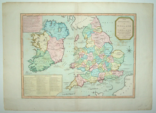 The Invasions of England and Ireland with all their Civil Wars since the Conquest. LAURIE, WHITTLE.