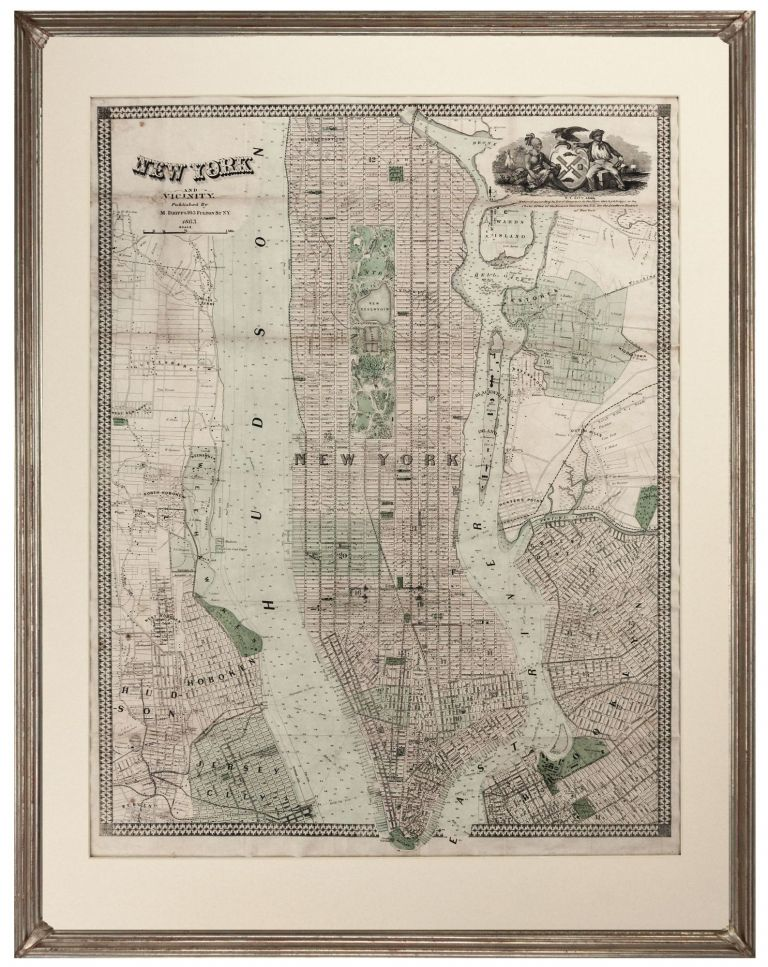 New York and Vicinity. M. DRIPPS.