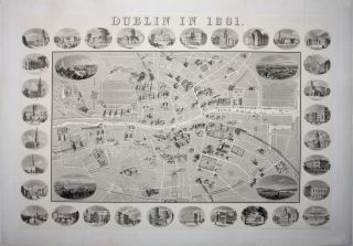 Dublin in 1861. D. Edward HEFFERNAN