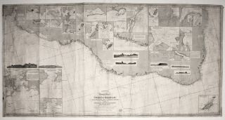 Laurie's Genaral Chart Of The Coasts Of Brasil, &c. From The River Para To Buenos-Ayers;. Richard...