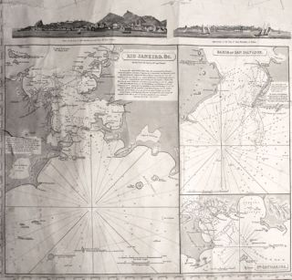 Laurie's Genaral Chart Of The Coasts Of Brasil, &c. From The River Para To Buenos-Ayers;...