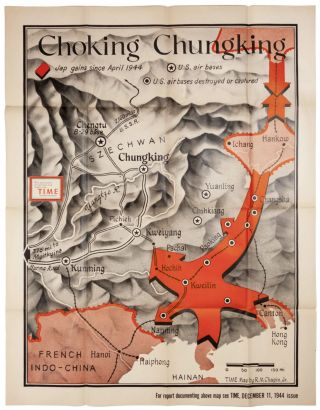 Choking Chungking. Chapin CHAPIN Jr., obert, acfarlane