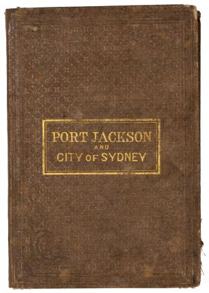 Map of Port Jackson, and City of Sydney…1867