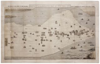 Bartlett's Illustrated Map Of New York City…. G. H. BARTLETT