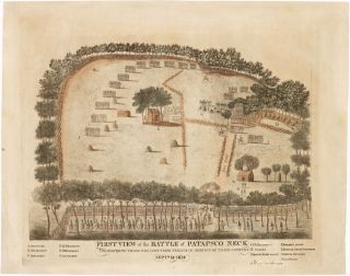 FIRST VIEW of the BATTLE of PATAPSCO NECK [:] DEDICATED TO THOSE WHO LOST THEIR FRIENDS IN...