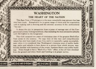 Washington The Beautiful Capital Of The Nation