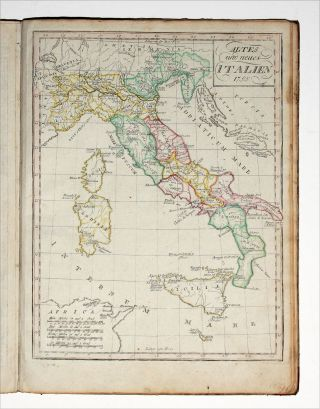 Atlas Antiquus Danvillianus Minor, conspectus Tabularum geographicaru:…In Usum Scholaru Ex...