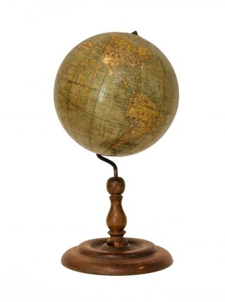 Rand, McNally & Co.'s/ NEW/ Six Inch Terrestrial/ GLOBE
