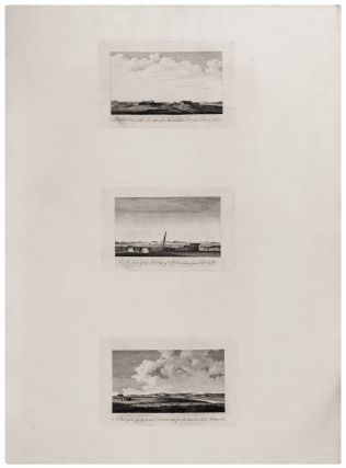 1. A View of Boston from Dorchester Neck. 2. Long Island . . . 3. Boston from Willis Creek. 4. A Front View of the Lines taken from the advanced Post near Browns House. 5. A View of the Harbour of Boston taken from Fort Hill. 6. A View of the Country towards Dorchester, taken from the advanced works on Boston Neck.