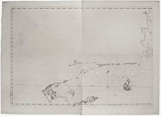 Untitled Nautical Chart. J. F. W. DES BARRES