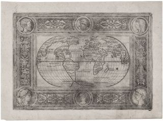 Untitled World Map. Giorgio/ ANONYMOUS CALAPODA