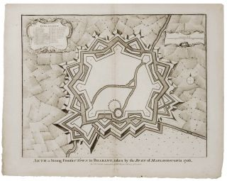 Aeth a Strong Frontier Town in Brabant, taken by the Duke of Marlborough in 1706. P. RAPIN de...