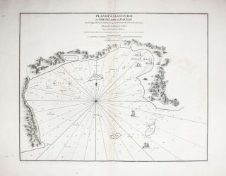 Plan of Galloon Bay On The Island of Hay-Nan where the Ship Earl of Sandwich Capt. Charles Deane...