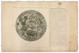 Réduction de la grande Carte de la Lune de J. Dom. Cassini.