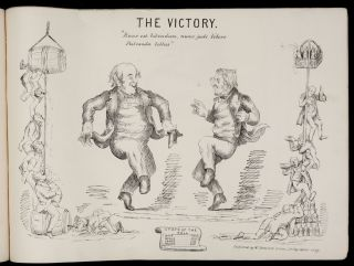 Caricatures, Derby Election, April, 1859. BEMROSE