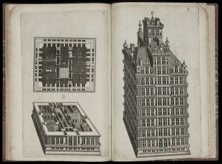 Architectura et perspectiva des fortifications & artifices. Jacques PERRET