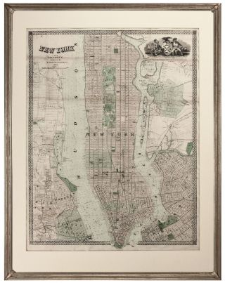 New York and Vicinity. M. DRIPPS