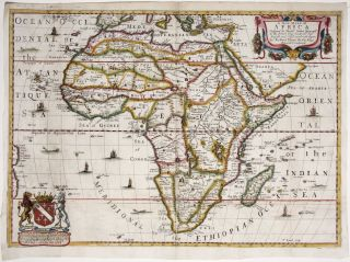 A New Mapp of Africa...